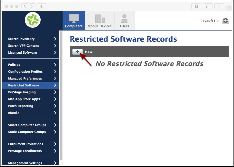 Restrict installation of macOS Sierra — MacAdmins Community